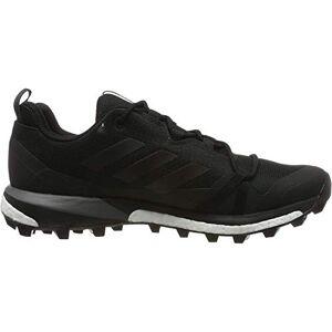adidas Men's Terrex Skychaser Lt Fitness Shoes, Black (Negbás/Negbás/Gricua 000), 12 UK