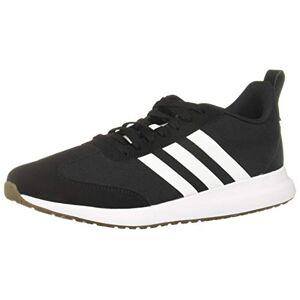 adidas Run60s, Men's Men's running shoes, Black (CORE BLACK / FTWR WHITE / GUM5), 10 UK (44 2/3 EU)