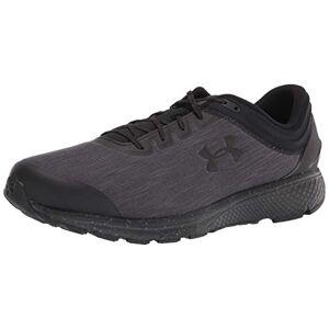 Under Armour Men's Charged Escape 3 Evo Running Shoe, Black Black Black 002, 9 UK