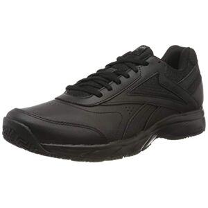 Reebok Men's Work N Cushion 4.0 Walking Shoe, Black/Cold Grey/Black, 10 UK