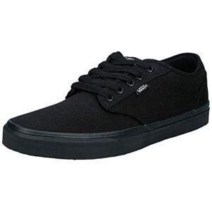 Vans Men's Atwood Canvas Low-Top Sneakers, Black (Black), 12 UK (47 EU)