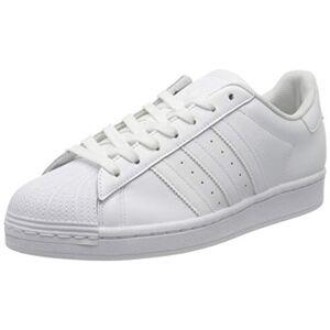 adidas Superstar, Men's Gymnastics Shoe, Footwear White/Footwear White/Footwear White, 10 UK (44 2/3 EU)