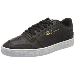 Puma Unisex Adult's Ralph Sampson LO PERF Sneakers, Black Black White 02, 3.5 UK 36 EU