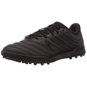 adidas Copa 20.3 Tf, Men's Soccer Shoe, Core Black Core Black Dgh Solid Grey, 10 UK (44 2/3 EU)