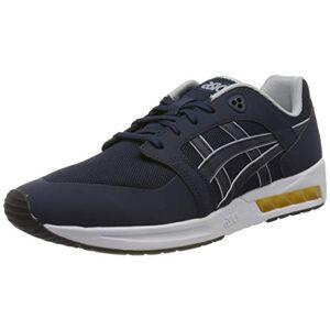 ASICS Men's Gelsaga Sou Running Shoe, Midnight/Midnight, 10 UK