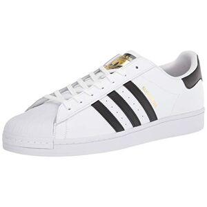 adidas Originals Superstar, Men Trainers, White (Ftwr White/Core Black/Ftwr White), 12.5 UK (48 EU)
