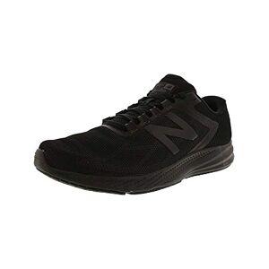 New Balance Men's 490 Running Shoes, Black Black Black, 7 (40.5 EU)
