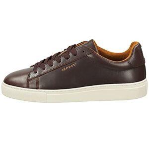 GANT Men's Mc Julien Sneaker, Espresso, 8 UK
