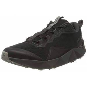"Columbia Men's Facetâ""¢ 15 Walking Shoe, Black Grey Green, 8 UK"