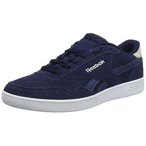 Reebok Royal Techque T, Men's Tennis Shoes, Blue (Cc/Coll Navy/Washed Blue/Stucco/Silver/W 000), 8.5 UK (42.5 EU)