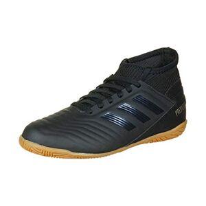 adidas Predator 19.3 In J, Unisex Football Boots, Multicolour (Core Black/Core Black/Gold Met. 000), 10k UK (28 EU)