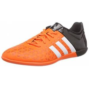 adidas ACE 15.3 IN, Men's Football Boots, Orange (Orange (Orasol)), 10 UK (44 2/3 EU)