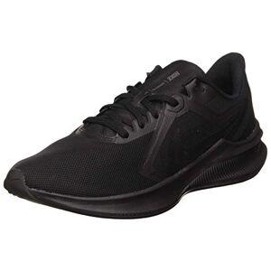 Nike Downshifter 10, Men's Running Shoe, Black/Black-Iron Grey, 7.5 UK (42 EU)