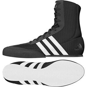 adidas Men's Hog.2 Boxing Shoes, Black (Core Black/Ftwr White/Core Black Core Black/Ftwr White/Core Black), 5 UK 38 EU