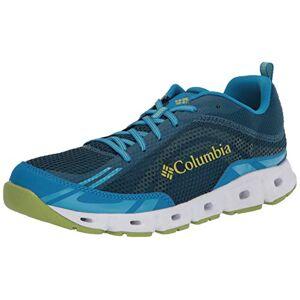 Columbia Men's Drainmaker IV Multi-Sport Shoes, Blue (Phoenix Blue, Leaf Green 442), 13 UK