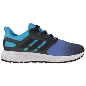 adidas Energy Cloud 2, Men's Running Shoes, Blue (Shock Cyan/Core Black/True Blue), 13.5 UK (49 1/3 EU)