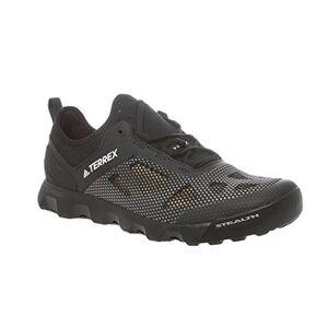 adidas Men's Terrex Climacool Voyager Aqua Low Rise Hiking Shoes, Black (Cblack Cblack/Cblack/Cblack), 13.5 UK