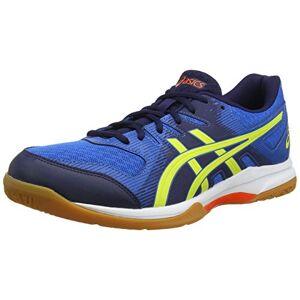 ASICS Men's Gel-Rocket 9 Multisport Indoor Shoes, Blue (Electric Blue/Sour Yuzu 400), 8.5 UK