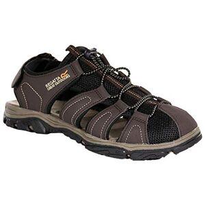Regatta Westshore II, Men's Ankle Strap Sandal, Brown (Peat/Treetop 1g7), 12 UK (47 EU)