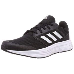 adidas Galaxy 5, Men's Running Shoe, Core Black/Footwear White/Footwear White, 10 UK (44 2/3 EU)
