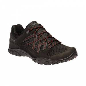 Regatta Men's Edgepoint Iii Walking shoe, Black Black Clsred 1cn, 7 UK