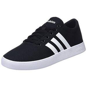 adidas Easy Vulc 2.0, Men's Skateboarding Shoes, Black (Core Black/Ftwr White/Grey Three F17), 10 UK (44 2/3 EU)