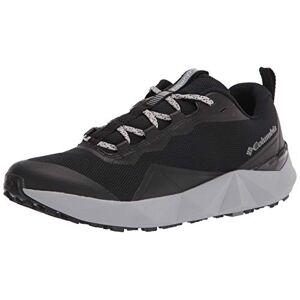 Columbia Men's Facet 15 Hiking Shoe, Black/White, 10 UK