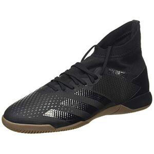 adidas Men's Predator 20.3 in Track Shoe, Core Black/Core Black/DGH Solid Gray, 10 UK