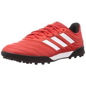 adidas Men's Copa 20.3 Tf Track Shoe, Active RED/FTWR White/CORE Black, 10 UK