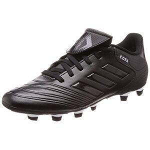 adidas Men's Copa 18.4 FxG Footbal Shoes, Black (Core Black/FTWR White/Core Black), 7.5 UK