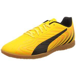 Puma Men's One 20.4 It Football Boots, Yellow (Ultra Yellow Black-Orange Alert-Gum 03), 11 UK 46 EU