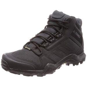 adidas Men's Terrex Ax3 Mid GTX Fitness Shoes, Black (Negbás/Negbás/Carbon 000), 13.5 UK