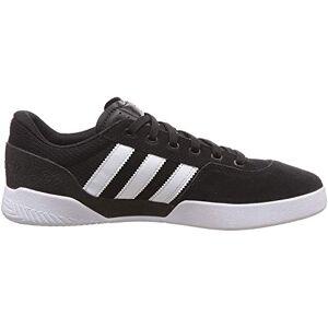 adidas Men's City Cup Skateboarding Shoes, Black (Cblack/Ftwwht/Ftwwht Cblack/Ftwwht/Ftwwht), 12 UK