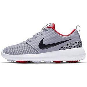 Nike Boys' Roshe G Jr Golf Shoes, Grey (Gris/Rojo 004), 5 UK