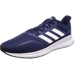 adidas Men's Runfalcon Running Shoes, Blue (Dark Blue/Footwear White/Core Black 0), 12 UK (47 1/3 EU)