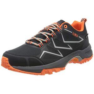CMP – F.lli Campagnolo Men's Gemini Low Trekking Shoe Wp Rise Hiking Boots, Black Anthracite U423, 13.5 UK
