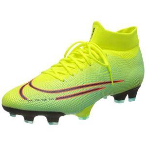 Nike Men's Superfly 7 Pro MDS Fg Football Shoe, Lemon Venom/Black-Aurora Green, 12 UK