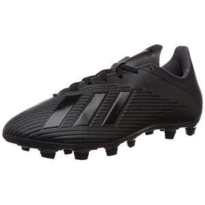 adidas X 19.4 Fxg, Men's Footbal Shoes, Black (Core Black/Core Black/Utility Black Core Black/Core Black/Utility Black), 10 UK (44 2/3 EU)