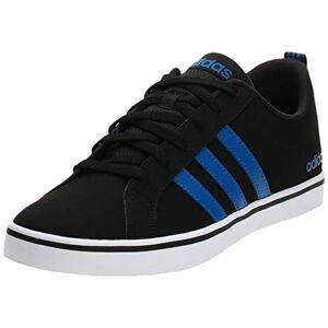 adidas Sneakers, Men's Low-Top Sneakers, Black (Core Black/Blue/Footwear White), 10 UK (44 2/3 EU)