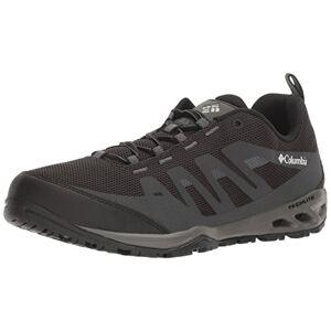 Columbia Men's Vapor Vent Multisport Outdoor Shoes, Black (Black, White 010), 6 UK