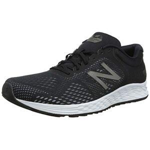 New Balance Men's Fresh Foam Arishi Running Shoes, Black (Black/Grey Black/Grey), 10 UK 44.5 EU