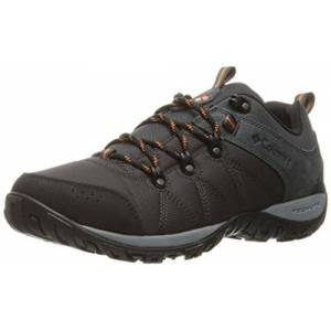 Columbia Men's Peakfreak? Venture Lt Walking Shoe, Black Shark Valencia 011, 6 UK
