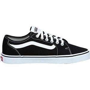 Vans Men's FILMORE Decon Platform Shoes, (Canvas) Black/White 187, 10 (44.5 EU)