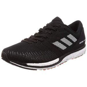 adidas Unisex Adult's Adizero Takumi Sen 5 Running Shoes, Black (Core Black/Ftwr White/Carbon), 12.5 UK