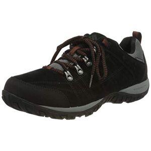 Columbia Men's Peakfreak Venture S II WP Low Rise Hiking Boots, Black (Black, Dark ADO), 6 UK 40 EU