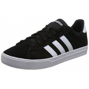 Adidas Daily 2.0 Db0273, Men's Low-Top Sneakers, Black (Core Black/Ftwr White/Ftwr White Core Black/Ftwr White/Ftwr White), 10 UK (44 2/3 EU)