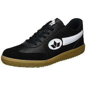 Lico Men's Shuttle Multisport Indoor Shoes, Blue (Schwarz/Weiss Schwarz/Weiss), 11 UK