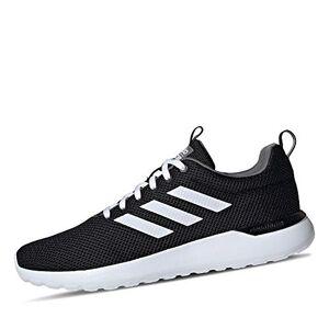 adidas Lite Racer Cln, Men's Running Shoe, Core Black/Ftwr White/Grey Four F17, 10 UK (44 2/3 EU)