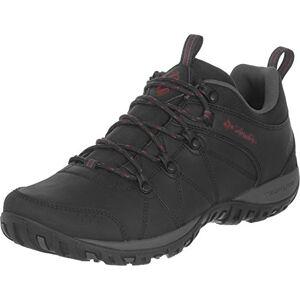Columbia Men's Columbia Men's Peakfreak Venture Waterproof Shoes, Black Gypsy, 6 UK
