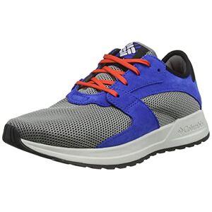 Columbia Men's Wildone� Generation Walking Shoe, Titanium Ii Azul, 8 UK